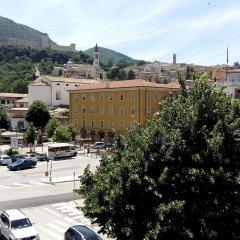 Hotel Clarici Сполето балкон