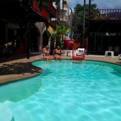 Отель Boomerang Inn бассейн фото 4
