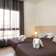 Апартаменты Sata Sagrada Familia Area комната для гостей фото 2