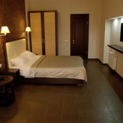 Капри Отель комната для гостей фото 3