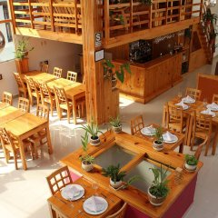 Hotel Waman питание