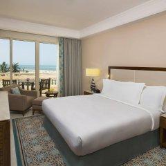 Отель Hilton Al Hamra Beach & Golf Resort комната для гостей фото 3