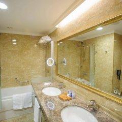 Президент-Отель ванная