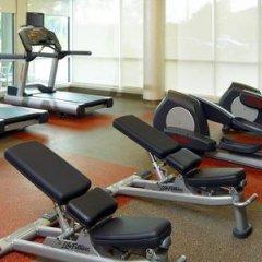 Отель SpringHill Suites by Marriott Columbus OSU фитнесс-зал фото 4