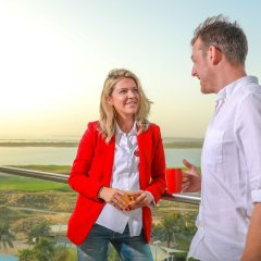 Отель Park Inn by Radisson, Abu Dhabi Yas Island фото 3