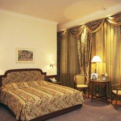 TOP Hotel Ambassador-Zlata Husa 4* Стандартный номер с разными типами кроватей фото 17