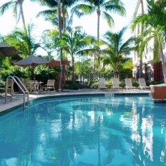 Отель Extended Stay America Fort Lauderdale - Cypress Creek Prk N бассейн
