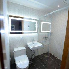 Отель Aropa Южная Корея, Сеул - отзывы, цены и фото номеров - забронировать отель Aropa онлайн ванная фото 2