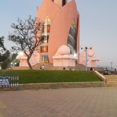 Indochine Hotel Nha Trang Нячанг приотельная территория