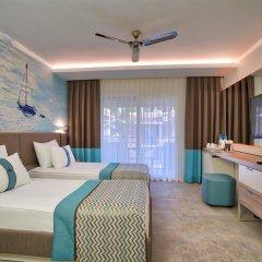 Pirates Beach Club Турция, Кемер - отзывы, цены и фото номеров - забронировать отель Pirates Beach Club онлайн комната для гостей