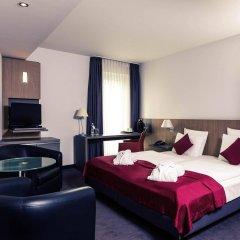 Отель Mercure Hotel Hamburg Mitte Германия, Гамбург - отзывы, цены и фото номеров - забронировать отель Mercure Hotel Hamburg Mitte онлайн комната для гостей фото 4
