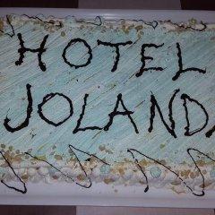Hotel Jolanda Беллария-Иджеа-Марина ванная