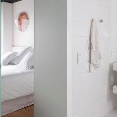 Отель Barceló Hotel Sants Испания, Барселона - 10 отзывов об отеле, цены и фото номеров - забронировать отель Barceló Hotel Sants онлайн ванная