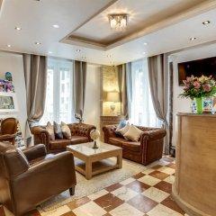 Отель Hôtel de Bellevue Paris Gare du Nord интерьер отеля фото 3
