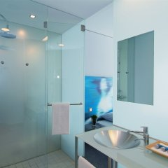 Отель Innside By Melia Parkstadt Schwabing Мюнхен ванная фото 2