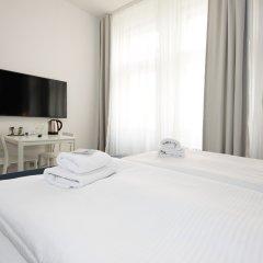 Отель Alveo Suites Чехия, Прага - отзывы, цены и фото номеров - забронировать отель Alveo Suites онлайн комната для гостей фото 4