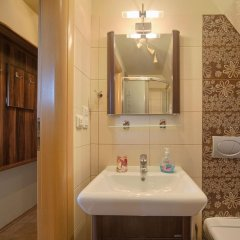 Апартаменты VisitZakopane Vanilla Apartments Косцелиско ванная фото 2