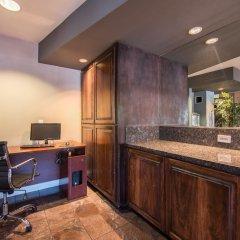 Отель Solaire Los Angeles США, Лос-Анджелес - 2 отзыва об отеле, цены и фото номеров - забронировать отель Solaire Los Angeles онлайн ванная