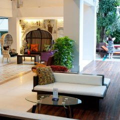 Отель Sandalay Resort Pattaya интерьер отеля