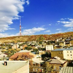 Отель Adams Ереван балкон