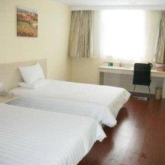 Отель Hanting Express Lianyungang Jiefang Road Huijin Square комната для гостей