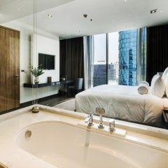 Отель Akyra Thonglor Bangkok Таиланд, Бангкок - отзывы, цены и фото номеров - забронировать отель Akyra Thonglor Bangkok онлайн ванная