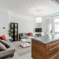 Апартаменты Helsinki South Central Apartments комната для гостей фото 4