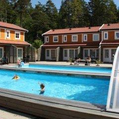 Отель Tregde Ferie бассейн фото 2