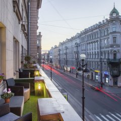 Отель SH Адажио Санкт-Петербург балкон