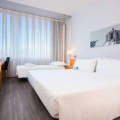 Отель TRYP Barcelona Aeropuerto Hotel Испания, Эль-Прат-де-Льобрегат - 7 отзывов об отеле, цены и фото номеров - забронировать отель TRYP Barcelona Aeropuerto Hotel онлайн комната для гостей фото 5