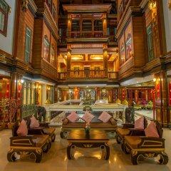 Отель Aonang Ayodhaya Beach Таиланд, Ао Нанг - отзывы, цены и фото номеров - забронировать отель Aonang Ayodhaya Beach онлайн интерьер отеля