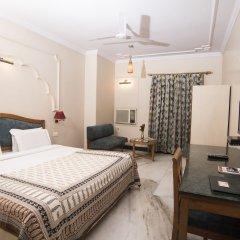 Отель LMB Hotel Индия, Джайпур - отзывы, цены и фото номеров - забронировать отель LMB Hotel онлайн комната для гостей фото 5