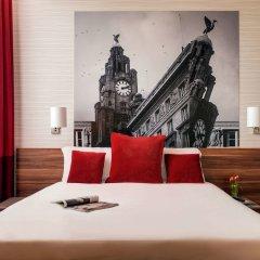 Отель Aparthotel Adagio Liverpool City Centre спа