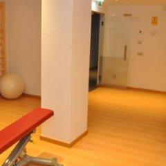 Hotel Blue Coruña фитнесс-зал фото 3
