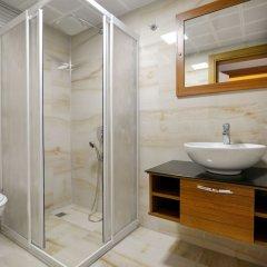 Nest Hotel Турция, Усак - отзывы, цены и фото номеров - забронировать отель Nest Hotel онлайн ванная