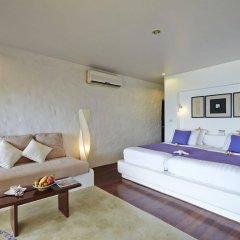 Отель Phra Nang Lanta by Vacation Village Таиланд, Ланта - отзывы, цены и фото номеров - забронировать отель Phra Nang Lanta by Vacation Village онлайн комната для гостей фото 3