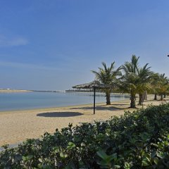 Отель Jannah Resort & Villas Ras Al Khaimah пляж