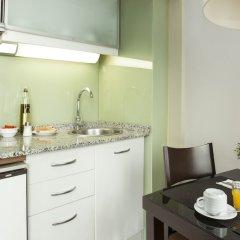 Отель Aparthotel Senator Barcelona в номере фото 3