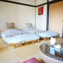 Отель Ryokan Nagomitsuki Япония, Беппу - отзывы, цены и фото номеров - забронировать отель Ryokan Nagomitsuki онлайн комната для гостей фото 4