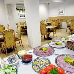 Отель Ecotel Vilnius питание