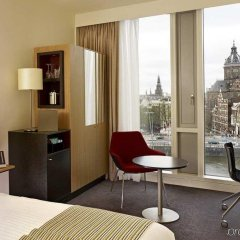 DoubleTree by Hilton Hotel Amsterdam Centraal Station удобства в номере