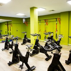 Отель The Spencer фитнесс-зал фото 2