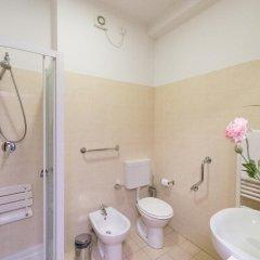 Отель Residenza Cenisio Италия, Милан - 10 отзывов об отеле, цены и фото номеров - забронировать отель Residenza Cenisio онлайн ванная