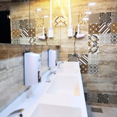 Отель 5footway.inn Project Ann Siang ванная