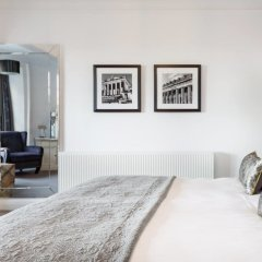 Отель Re-imagined Flat in Georgian Architecture Townhouse Эдинбург комната для гостей фото 3