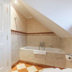 Отель Alchymist Grand Hotel & Spa Чехия, Прага - 5 отзывов об отеле, цены и фото номеров - забронировать отель Alchymist Grand Hotel & Spa онлайн ванная фото 2