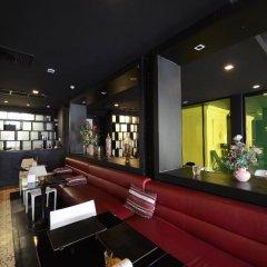 Отель Heritage Baan Silom Бангкок гостиничный бар