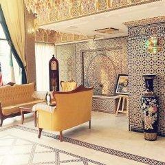 Отель Majliss Hotel Марокко, Рабат - отзывы, цены и фото номеров - забронировать отель Majliss Hotel онлайн интерьер отеля фото 2