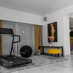 Отель Me Cabo By Melia Кабо-Сан-Лукас фитнесс-зал