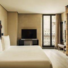 Отель Bagués Испания, Барселона - отзывы, цены и фото номеров - забронировать отель Bagués онлайн комната для гостей фото 12